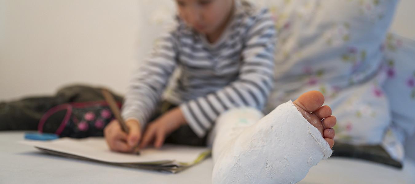 Prevención y educación contra las lesiones infantiles