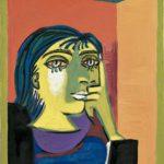 Portrait de Dora Maar