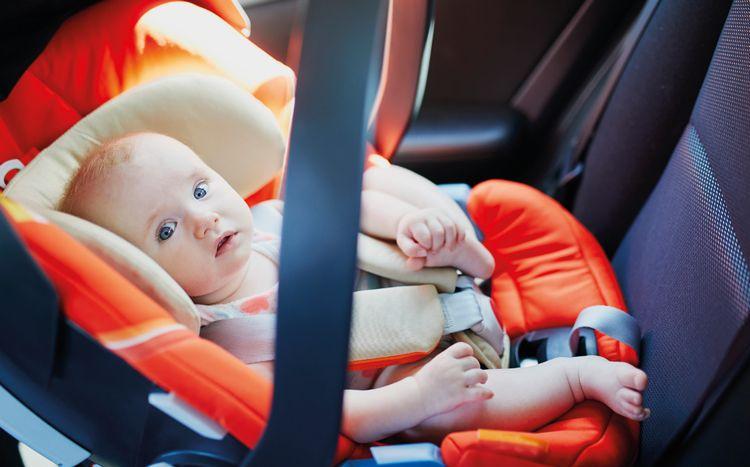 Las matronas y su papel en la seguridad vial infantil