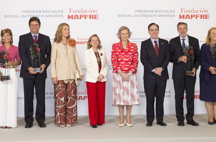 Premios Sociales Fundación MAPFRE 2018