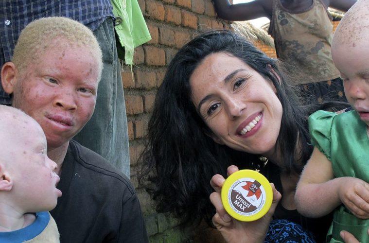 Mafalda Soto, farmacéutica y fundadora de la ONG Beyond Suncare