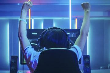 Cuidar la salud para ser mejor jugador de videojuegos