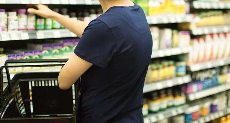 El auge de los suplementos alimenticios a estudio